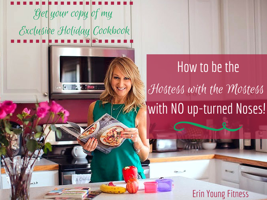 Get your FREE Holiday eCookbook!