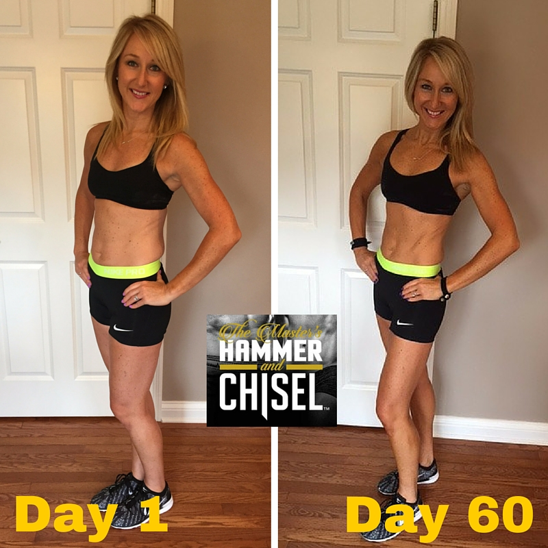 My Masters Hammer and Chisel Transformation!