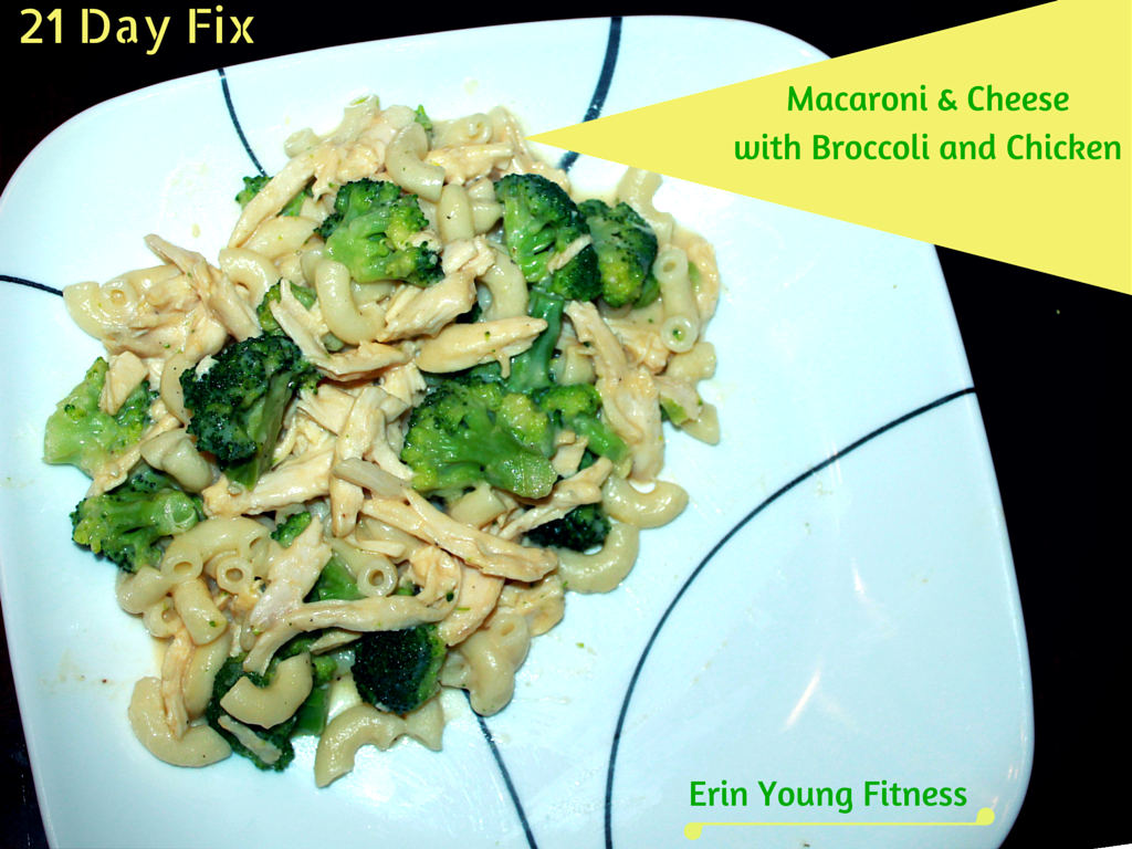 Mac And Cheese With Chicken And Broccoli Recipe — Dishmaps