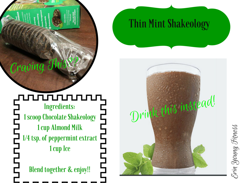 Berry Cherry Shakeology Recipe - Erin Young Fitness