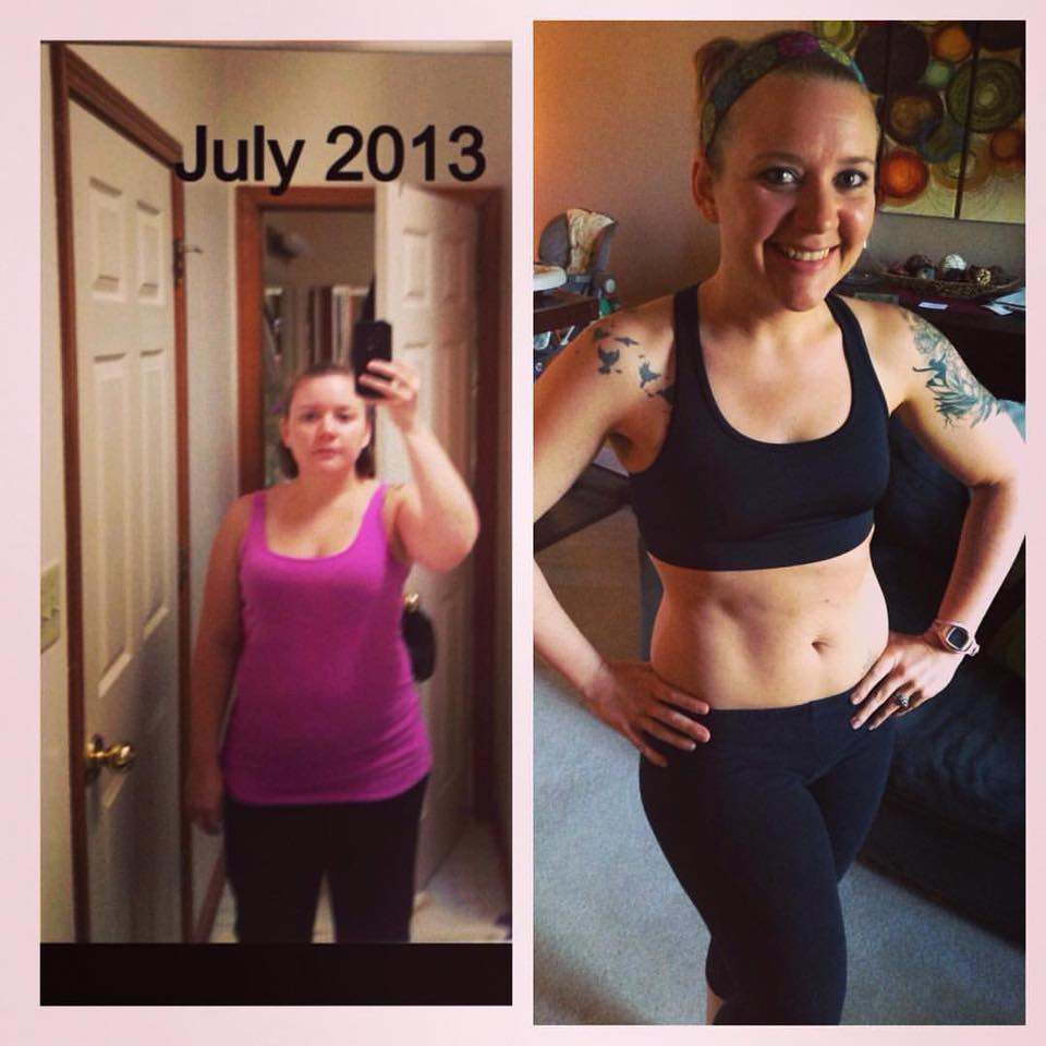 Incredible Fitness Transformation