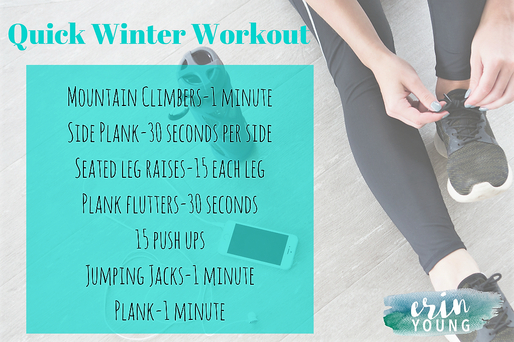 Quick Winter Workout